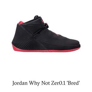 Jordan Why Not Zer0.1 'Bred'